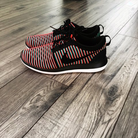 d85f5f0e69b9f No offers! Nike roshe two flyknit size UK9. Brand new and - Depop
