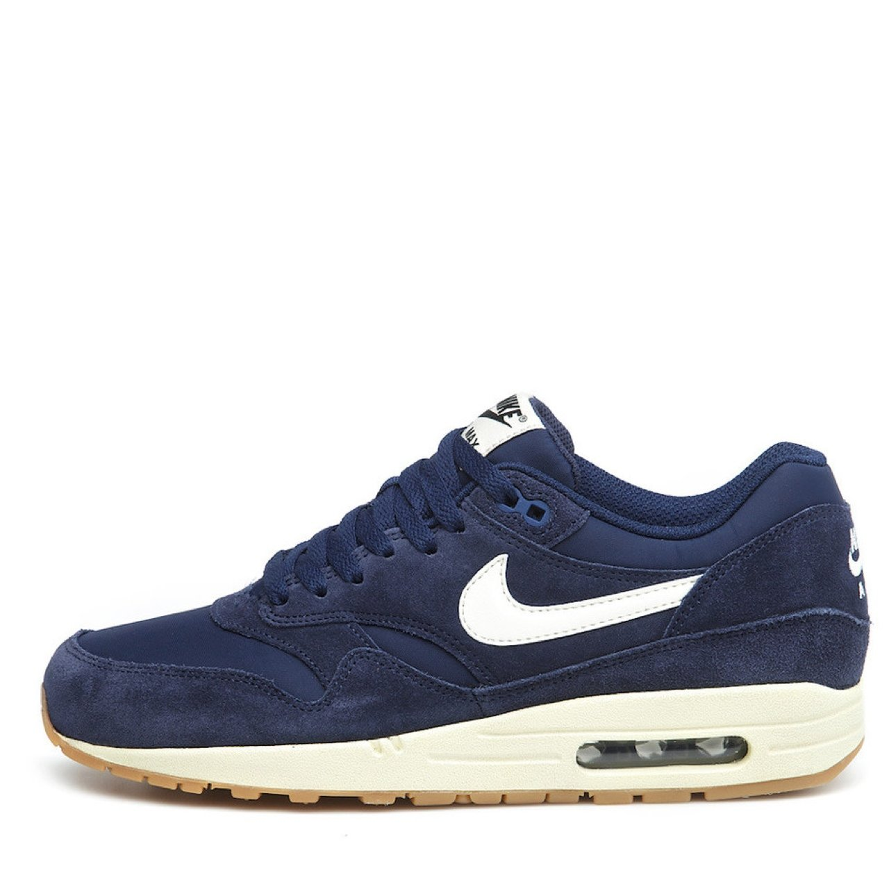 new arrival dc1b5 33b38 Nike Air Max 1 - Navy suede. Size 5.5 brand new in box navy