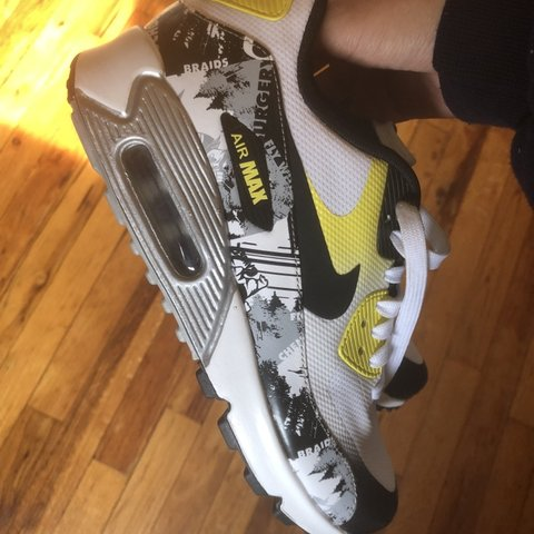 2ae295367 @xebruh. 21 days ago. Amityville, United States. Air Max 90 Ultra 2.0 'Doernbecher  Oregon ...