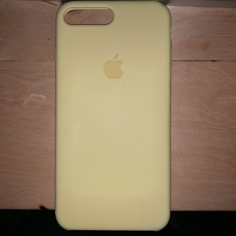 apple iphone 8 cases yellow