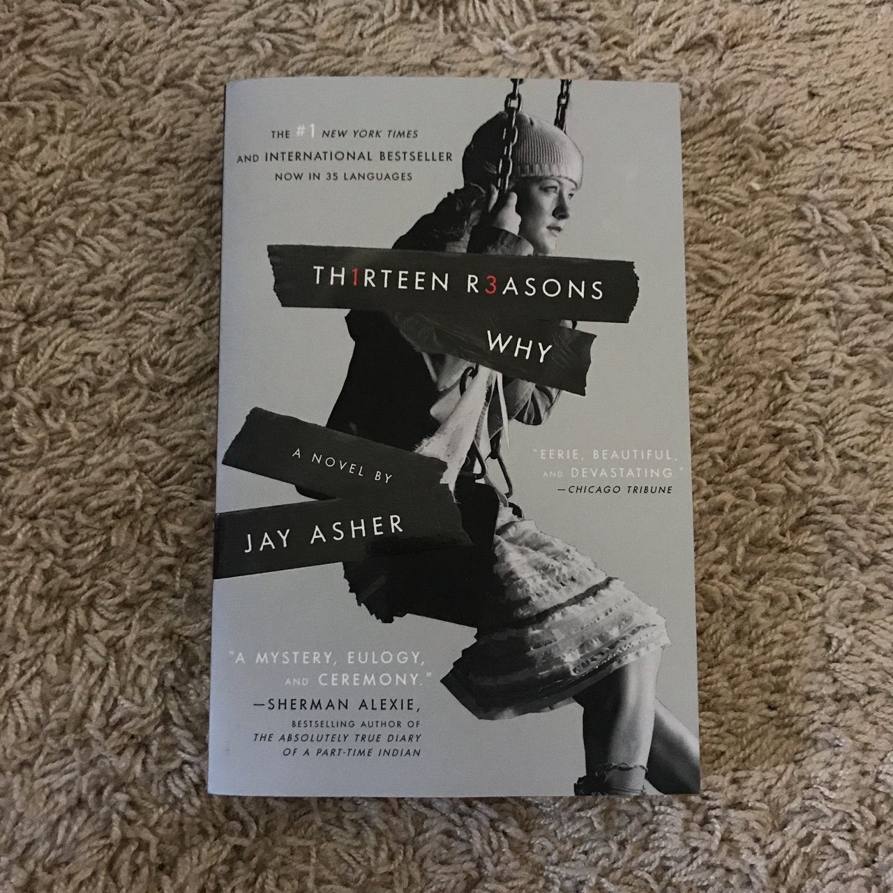 Thirteen Reasons Why Book By Jay Asher Perfect Condition I I Depop