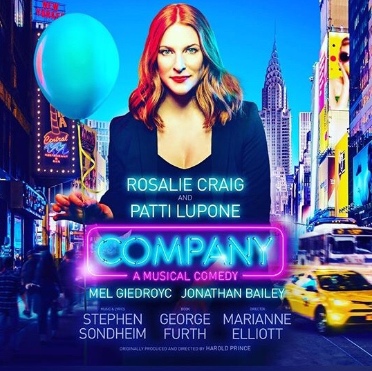 LOOKING FOR ANY COMPANY THE MUSICAL WEST END