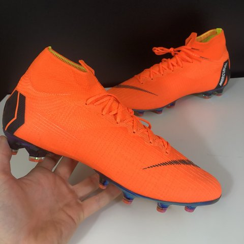 bb9f914d7629 NIKE SUPERFLY 6 ELITE AG-PRO ACC SIZE UK7 AH7377-810 100% - Depop