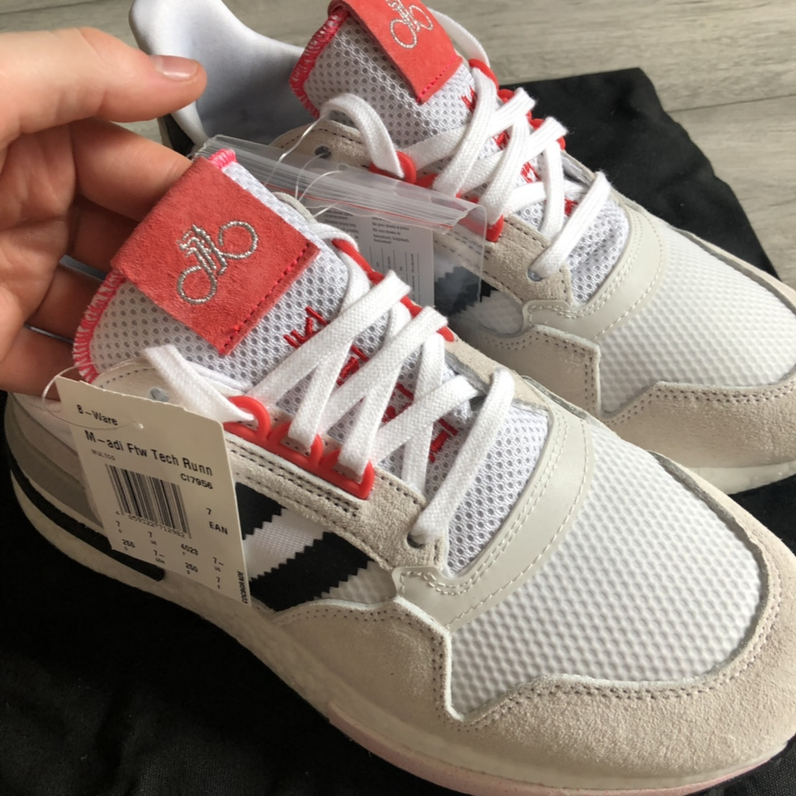 ADIDAS ZX 500 RM CNY CHINESE NEW YEAR