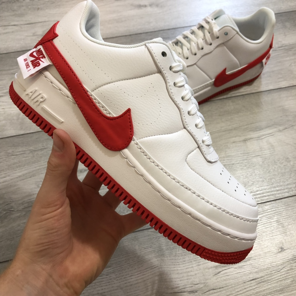 WOMENS NIKE AIR FORCE 1 AF1 JESTER XX TRAINERS SIZE Depop
