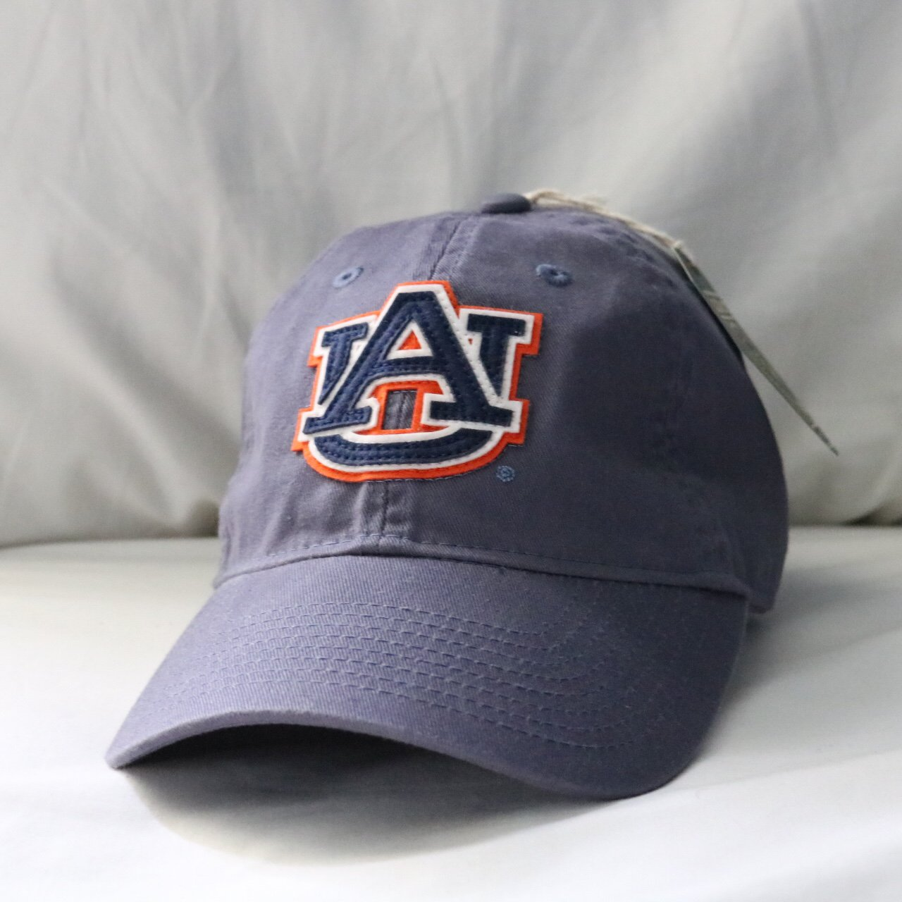 2adf02916cf Denim style Auburn Tigers cap Adjustable NEW AND NEVER WORN - Depop