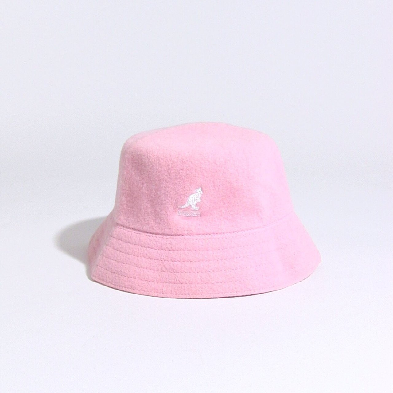 discount for  younotfatma ! ✨ Light pink y2k Kangol bucket - Depop 040e0c02d97