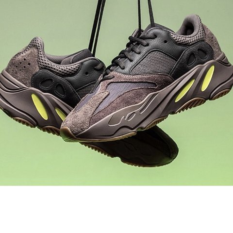 785dd27c850 Yeezy 700 Mauve Wave Runner - Message me for photos of shoes - Depop