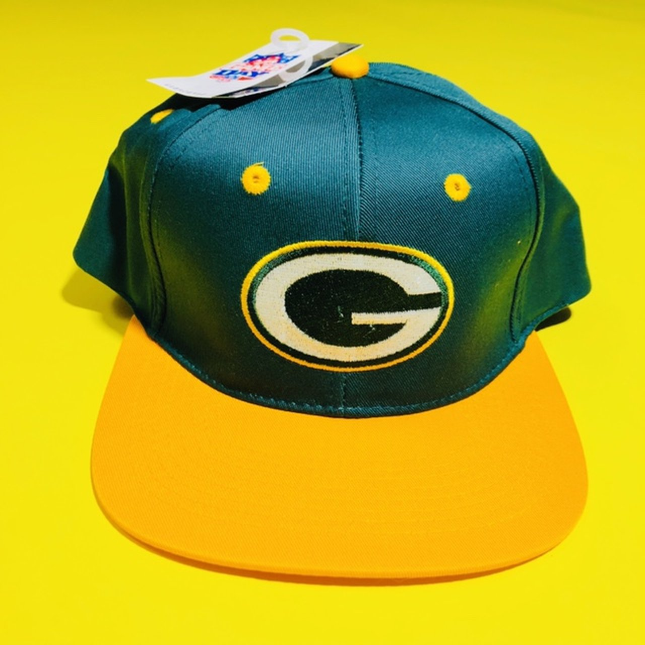 Deadstock NWT Vintage NFL Game Day Green Bay Packers Hat is - Depop 937f912c6