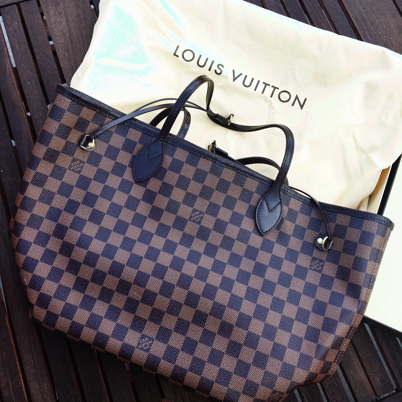 5507f1633810 Imágenes de Used Louis Vuitton Neverfull Bags