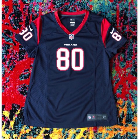 c1c041bf17b @ultrararevintage. 5 months ago. Houston, United States. Nike NFL Houston  Texans Andre Johnson #80 Jersey ...