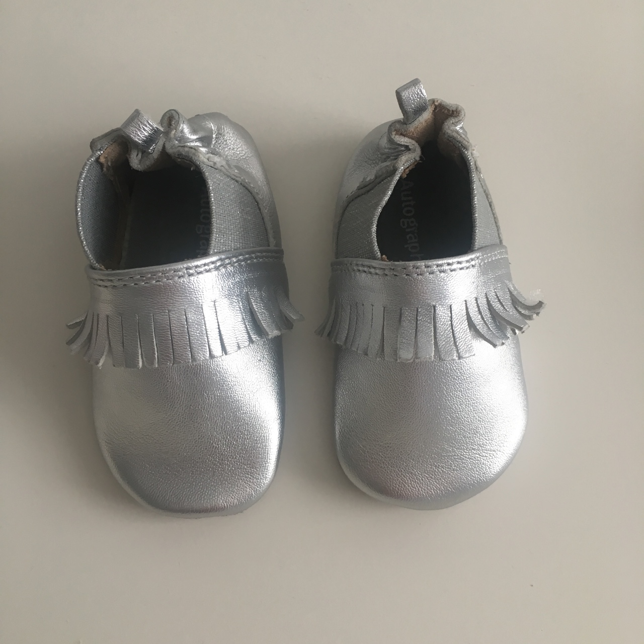 Autograph by M\u0026S baby girl shoes 3-6