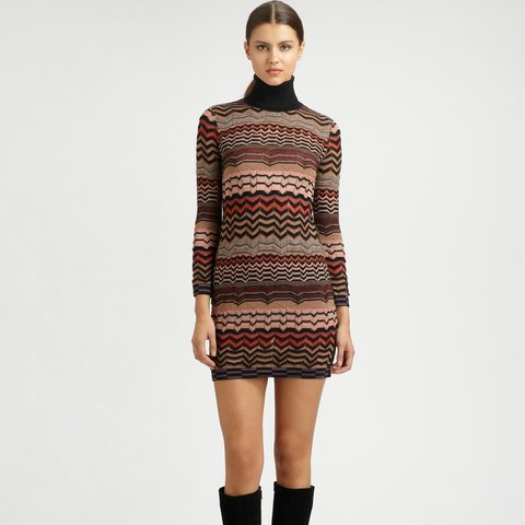 1d67e6f5be12 @mommylovesuma. 2 years ago. Walnut Creek, California, United States. M  Missoni mini dress. Size 46. Brand new without tag. Open to negotiating  price