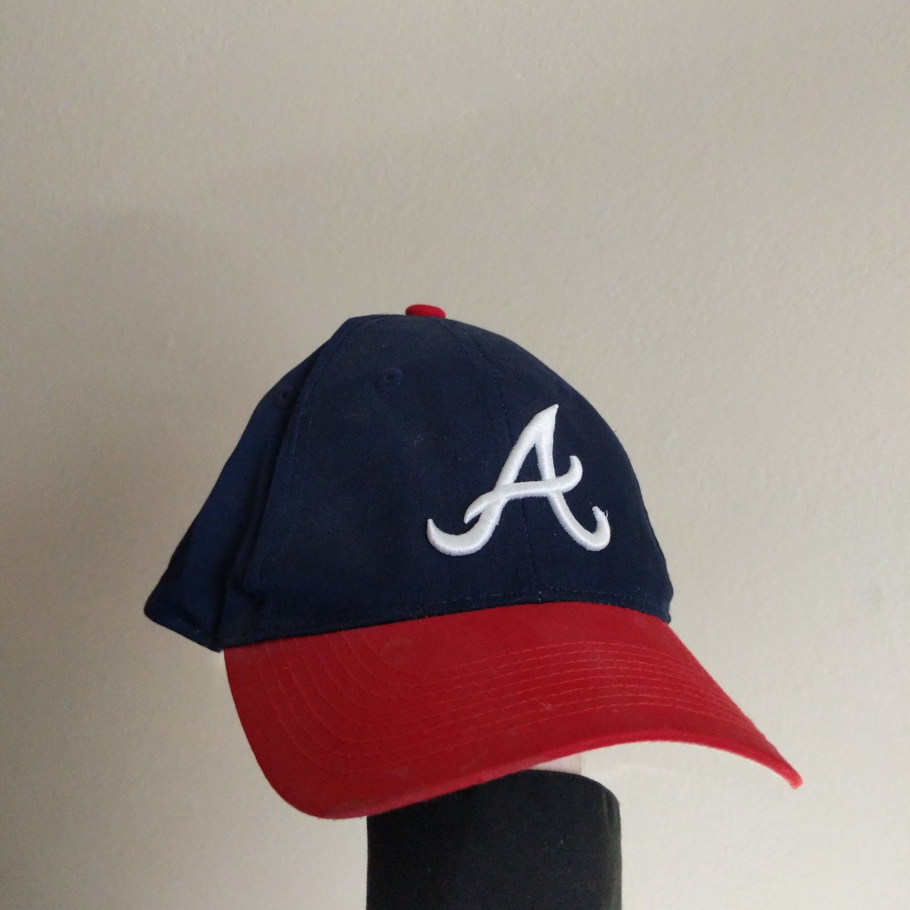 Atlanta braves dad hat - Depop 1c050d483ab