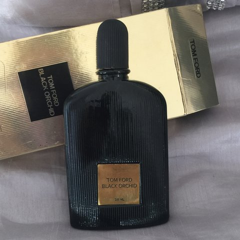 tom ford 100ml black orchid perfume - price includes - depop