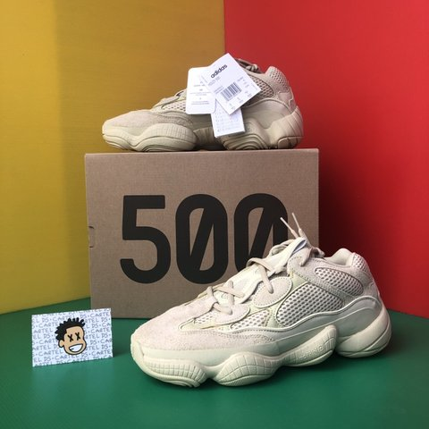 70754f50c Adidas Yeezy 500 Supermoon Size  8 UK   8.5 US Visit our to - Depop