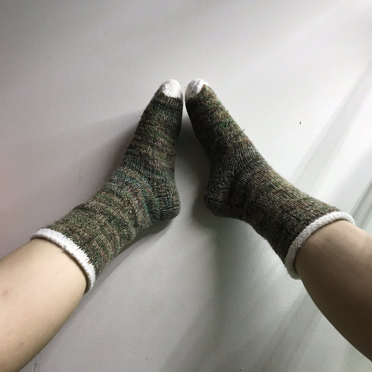 🐑hand crafted wool crochet socks🐑 these babies are sooooo - Depop 37bec91b0