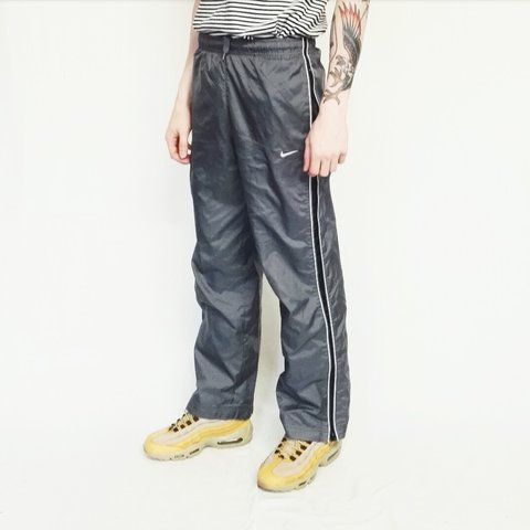 f1a0540b6d667 @atikvintage. 2 years ago. Hartlepool, Hartlepool, United Kingdom. Vintage  nike tracksuit bottoms size small - supreme condition - any questions please  ...