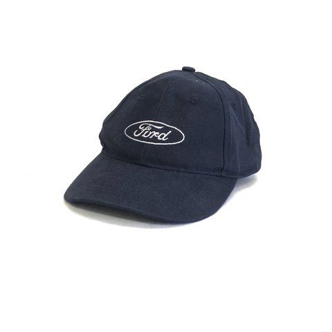 2bd18601a06c9 Vintage ford cap - one size fits all - adjustable Velcro at - Depop
