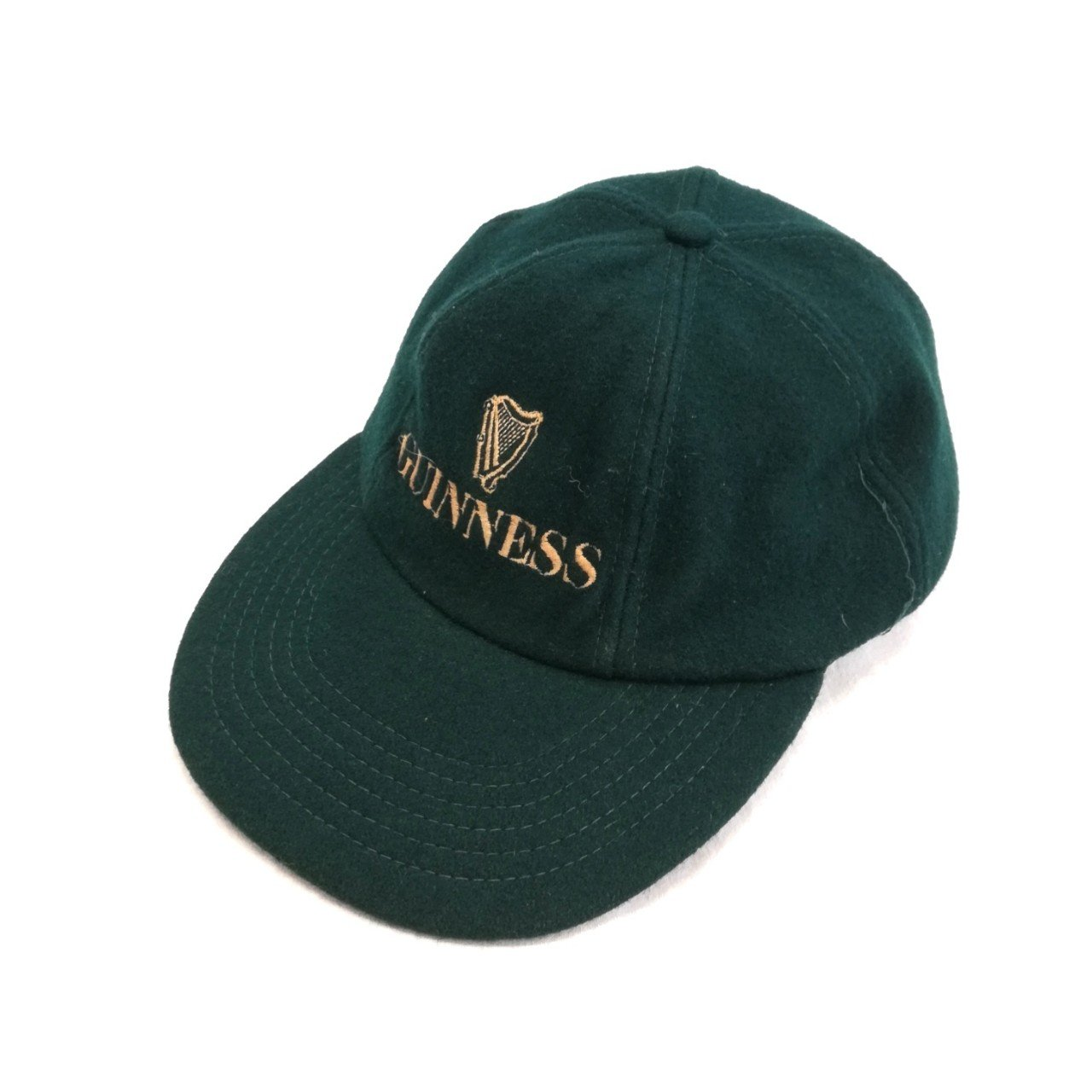 dbedd766a65 Vintage Guinness cap - supreme condition - any questions ask - Depop