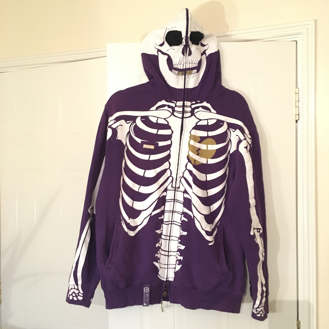 Lrg Dead Serious Hoodie Size M Really Rare These Depop