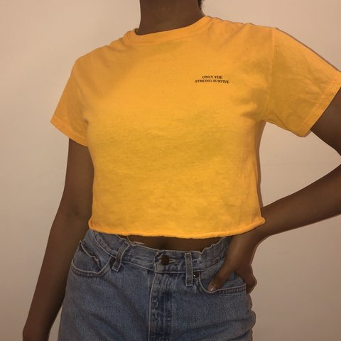 147253ab @jkwcloset. 5 months ago. New York, United States. yellow urban outfitters  graphic tee
