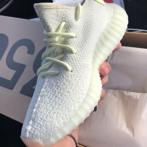 6b71ef42a Adidas Yeezy Butters V2 350 UK 8 DS £200 Recipet Available - Depop