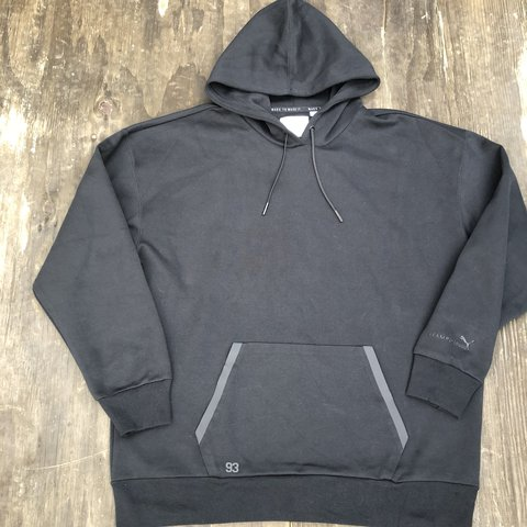 2497ac29f33 PUMA X STAMPD hoodie bonded fleece new with tags #stampd - Depop
