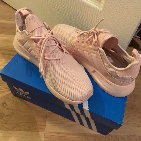 Icey Pink X_PLR shoes - Depop