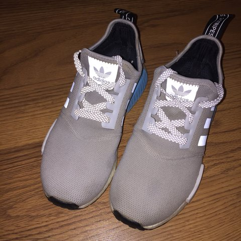 04be68be1 Adidas NMDs size 4 in kids