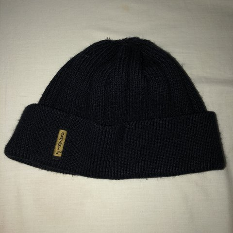 Super fashionable genuine Armani jeans beanie hat CHEAP - Depop ec7522d4c57