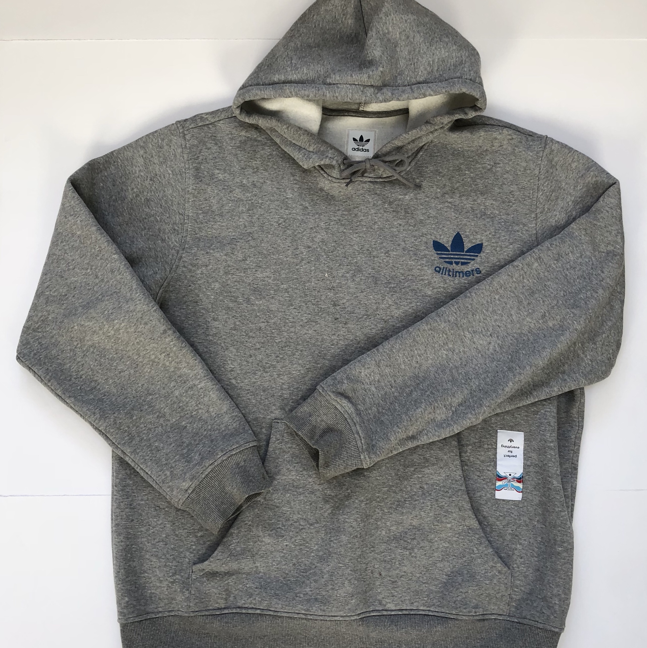 Adidas x Alltimers hoodie. Great condition I barely Depop
