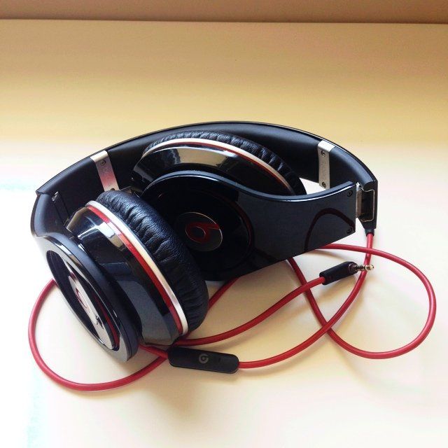 Cuffie over-ear Beats Studio Nere b18aee30b6ee