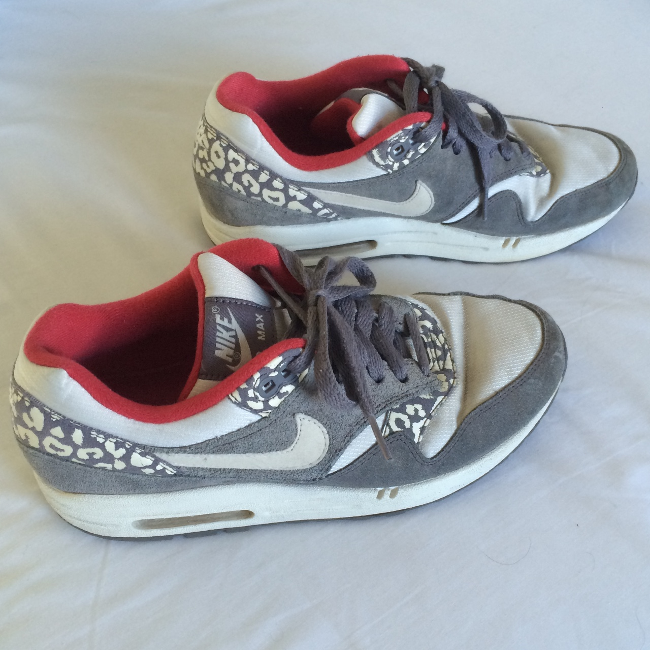 Nike air max 1 limited condition, snow