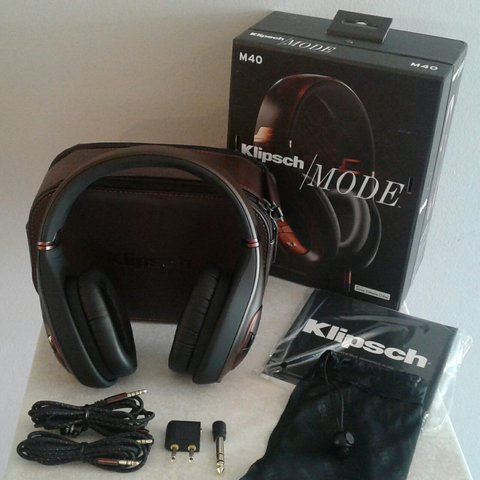 293b2ac53c3 @dtaylo2087. 2 years ago. Pine Castle, Orange County, United States. Mode  Klipsch Mode M40 Noise Canceling Headphones with Mic ...