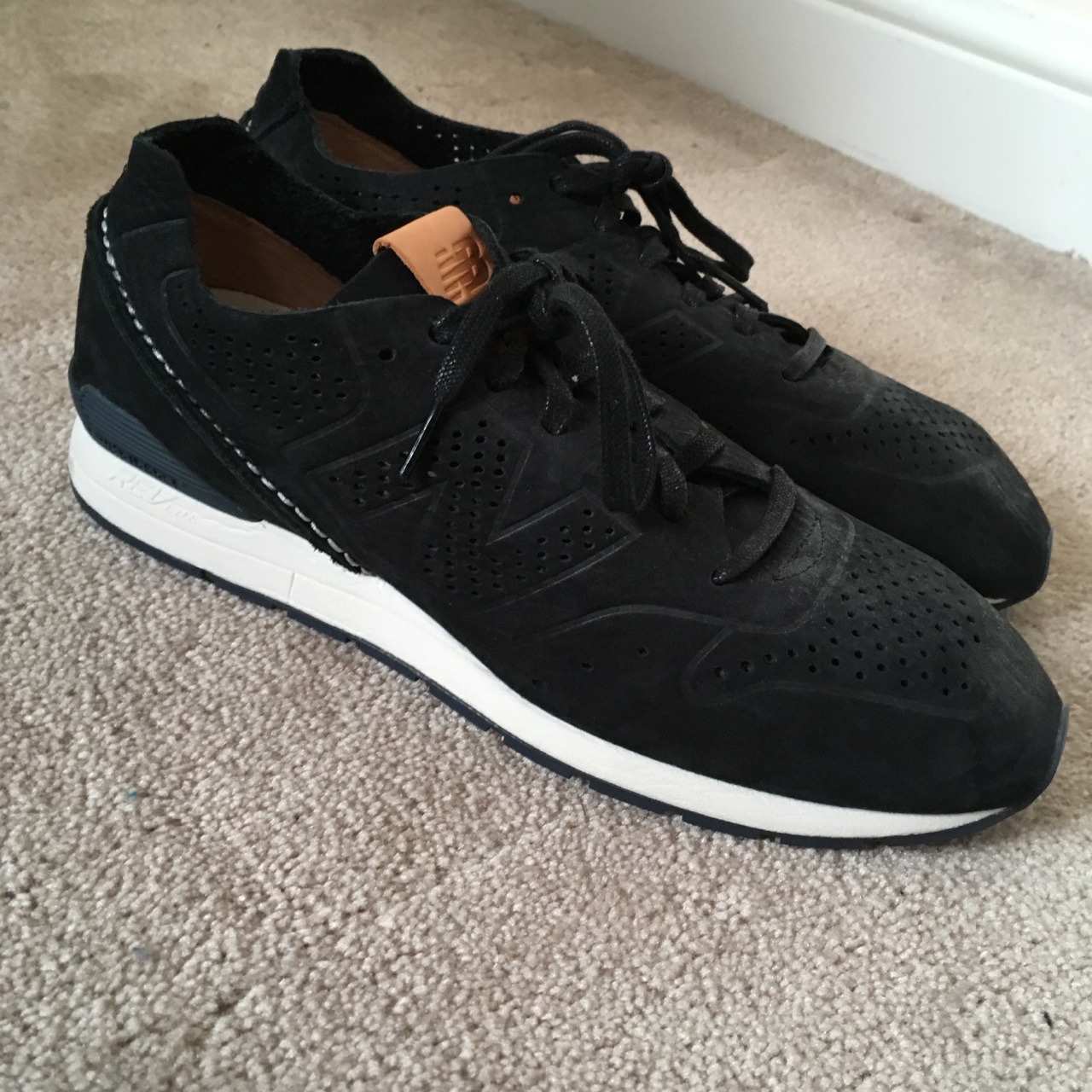 official photos f0ad1 f706f New Balance 996 Re-engineered. Great Condition. Worn ...