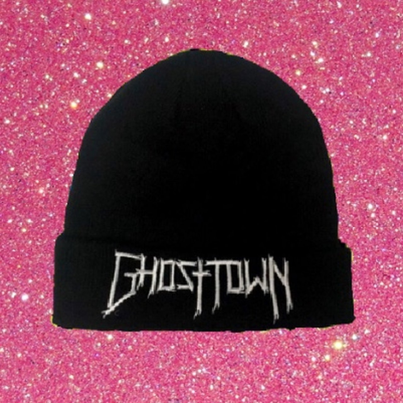 0e539f28fb8 👻GHOST TOWN BEANIE💀 Great Ghost Town beanie which is I m - Depop