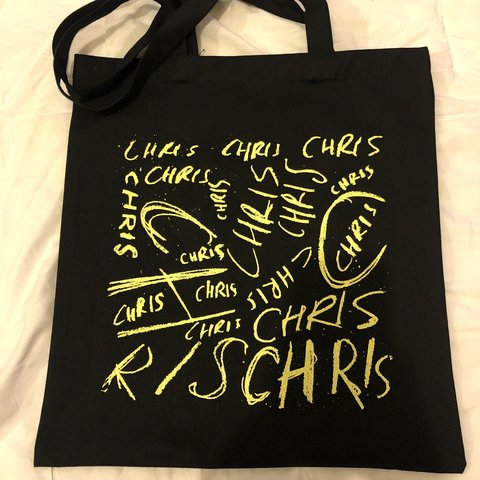 283bd15378 Christine and the Queens - Chris Tote Bag From HMV
