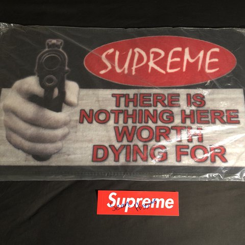 & Supreme Doormat Brand new in mint condition Great addition - Depop