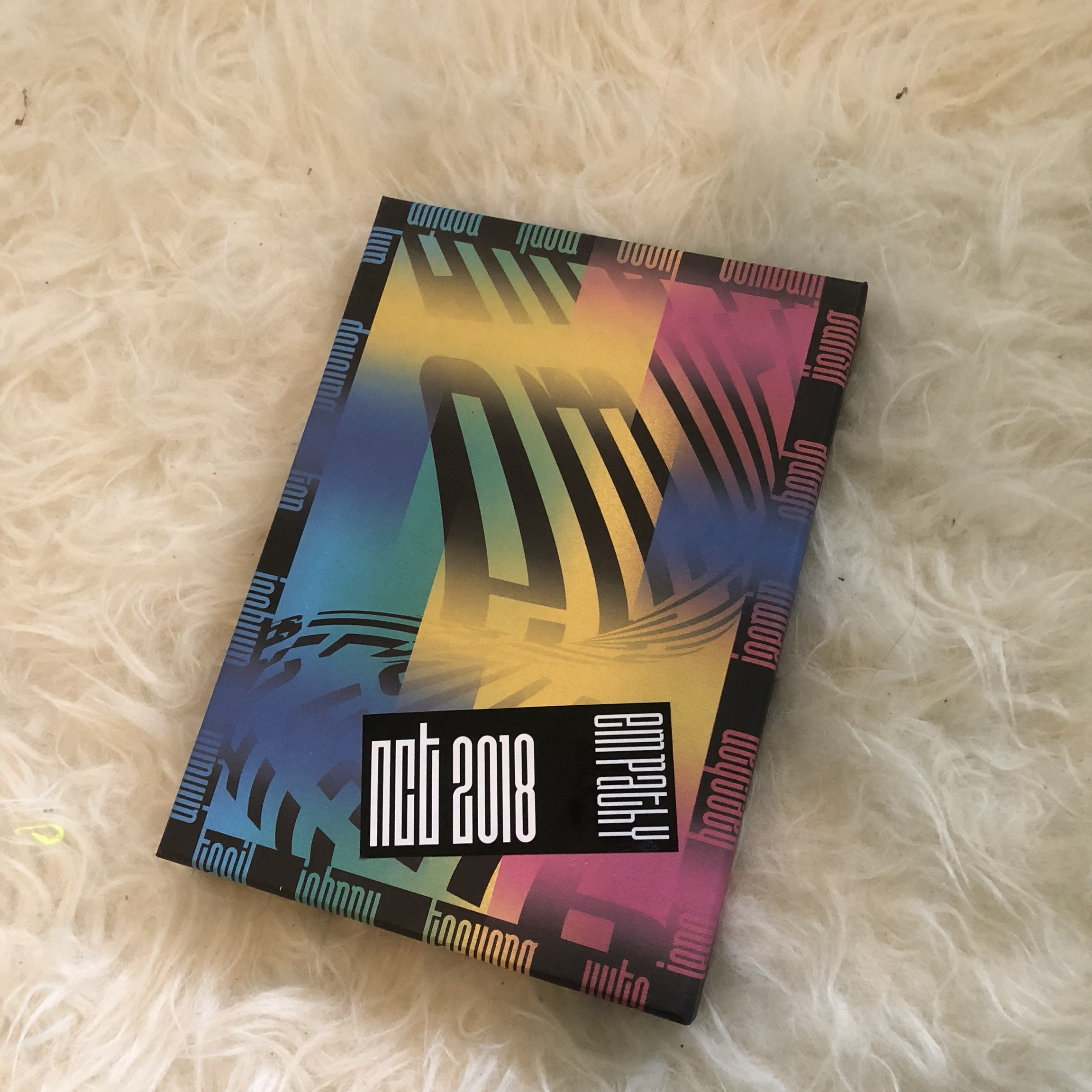 NCT 2018 Empathy album Dream version Includes    - Depop