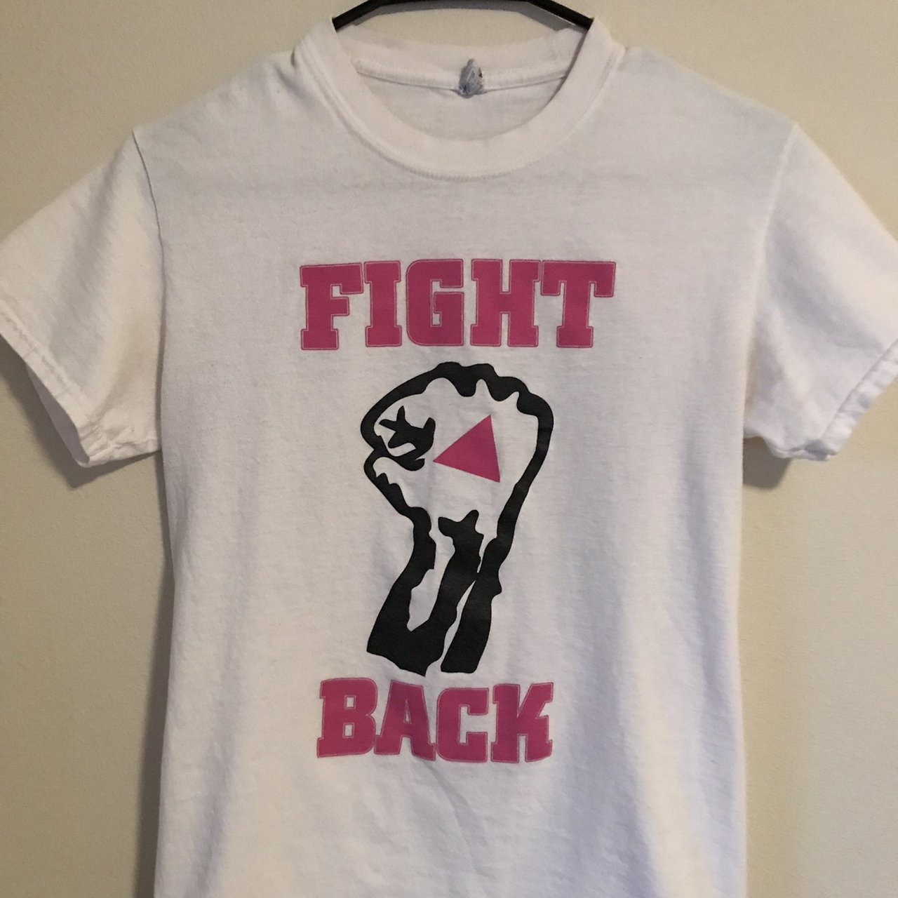 adfc3c7ad Gloss Fight Back t-shirt Size S Tags: