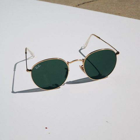 882e4ccf30 Ray Ban Round Metal Sunglasses