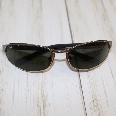 f317d66486 VINTAGE RAY BAN SUNGLASSES Super cool and cute authentic - Depop