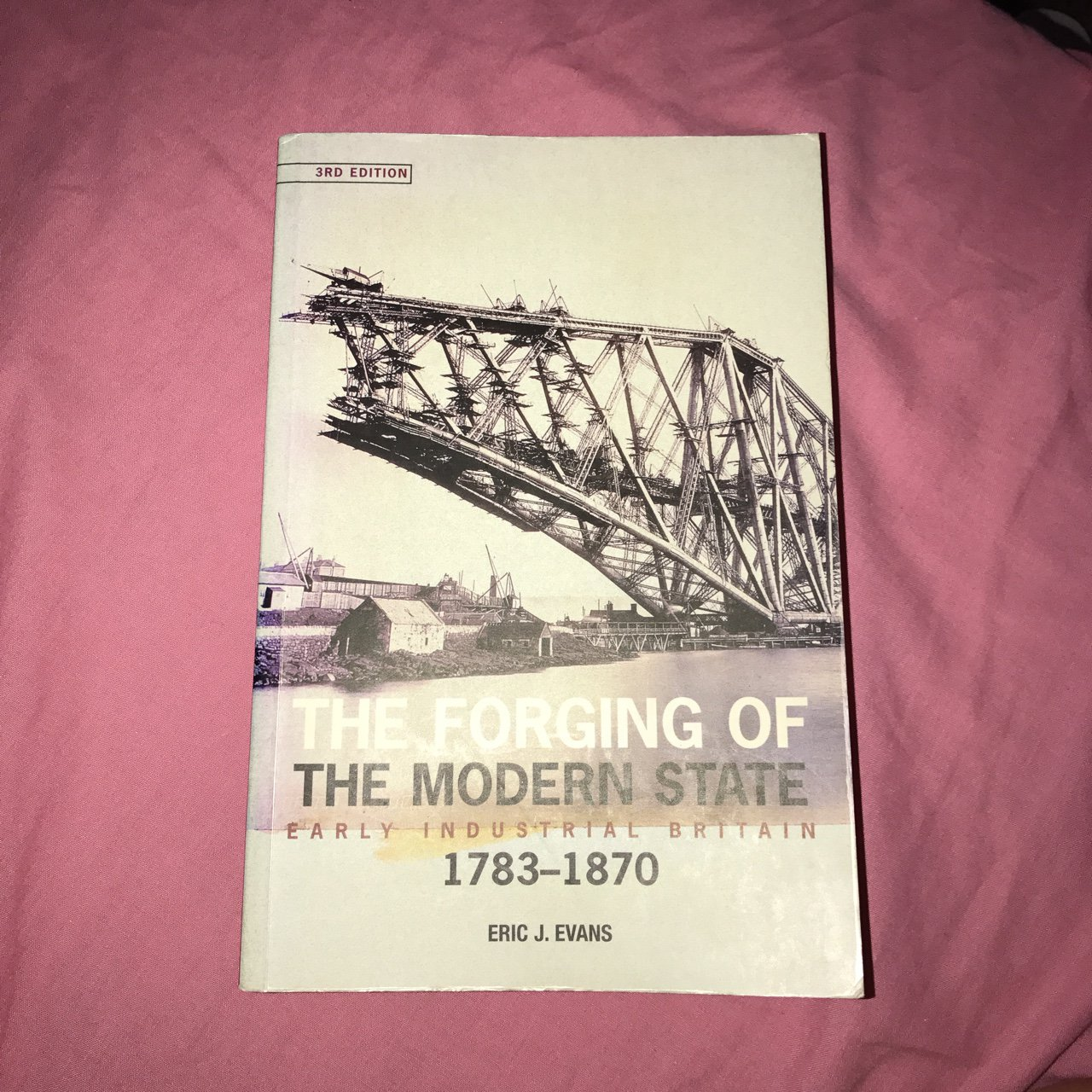 the forging of the modern state evans eric j