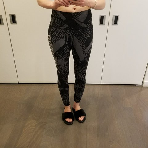 cb4edd2608 Lululemon for Soul Cycle Special Edition Boston pants, size - Depop