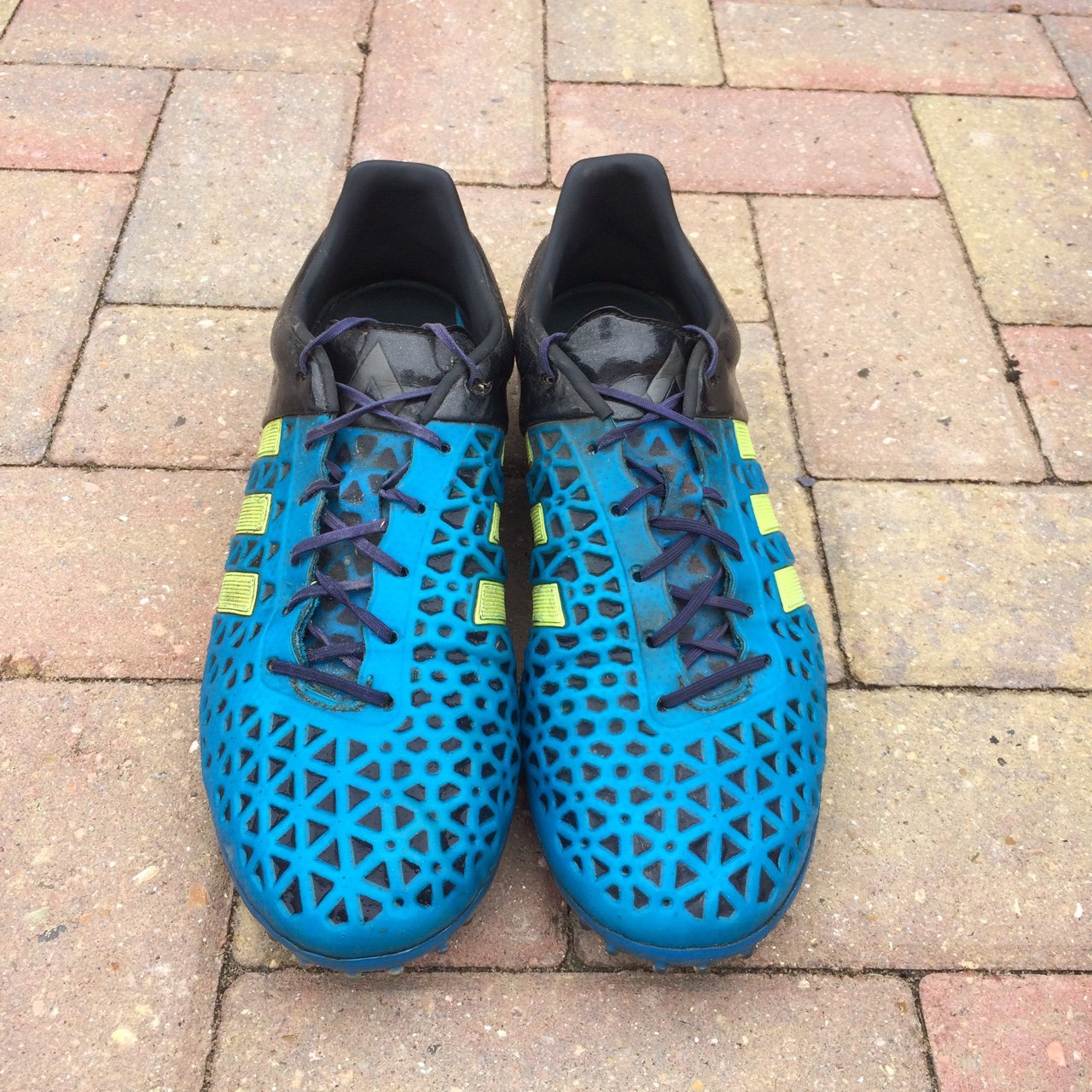 Adidas Ace 15.1 Blue   Black Night from Adidas for £150 for - Depop 4a1c3bb2e