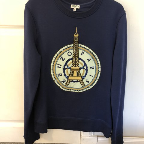 4cf1bc7b @eastondaz. last year. Bathgate, United Kingdom. Kenzo Paris jumper.  Perfect condition, only worn a few times. Size small.