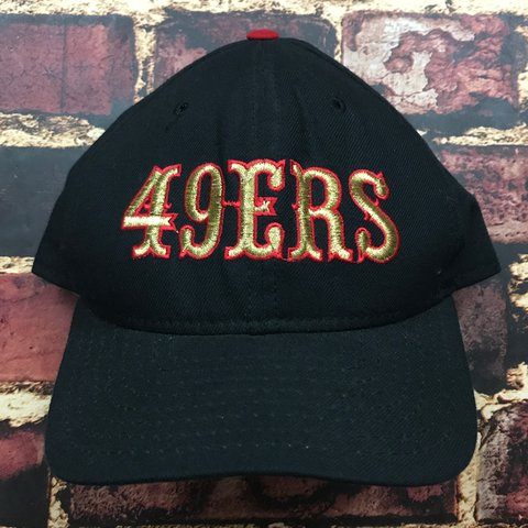 fb79cc150 @geezygotdeals. last year. Valley Center, United States. Vintage 80s San  Francisco 49ers New Era Snapback Hat