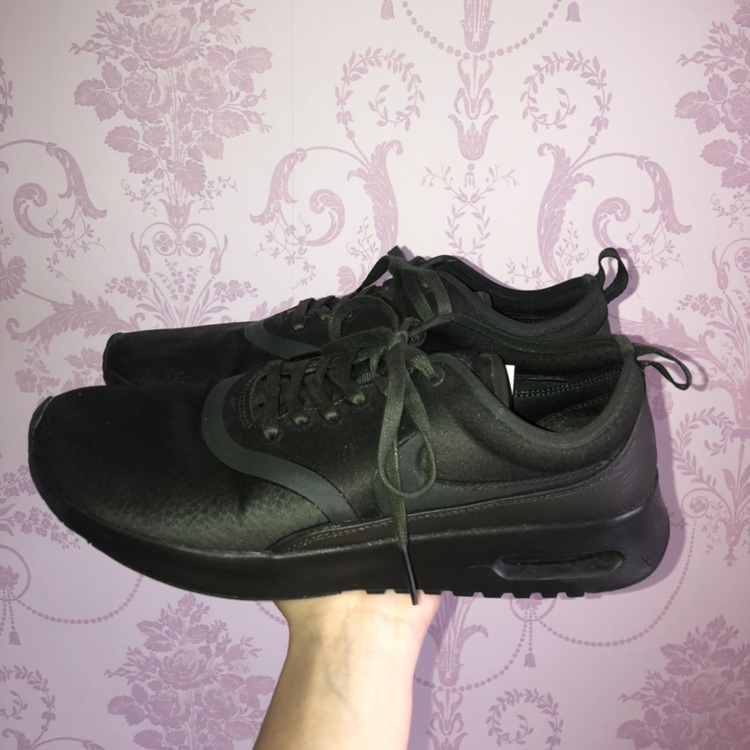 Pair of sold out nike air max Thea ultra premium Depop