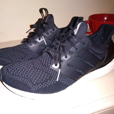 81aab4bfdbb Open to Offers!!! Adidas Ultra Boost 1.0 with reflective - Depop